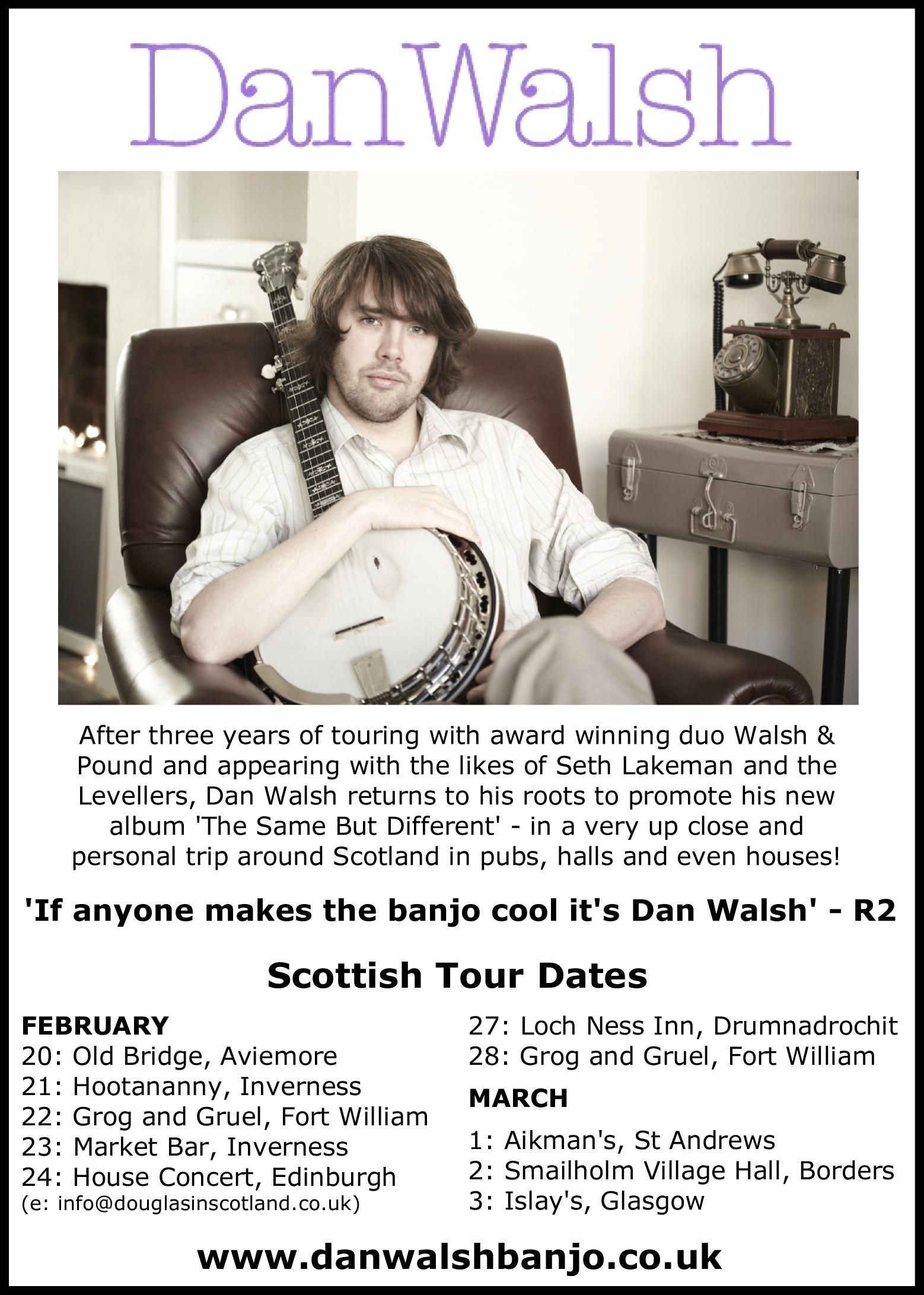 Dan Walsh - 3 March